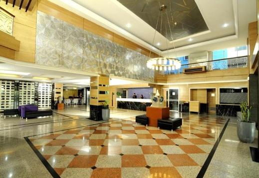 Hotel Gren Alia Cikini Jakarta - Lobby