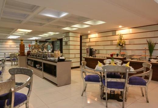 Hotel Gren Alia Cikini Jakarta - Restaurant