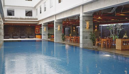 Swiss-Belexpress Kuta Legian - Pool