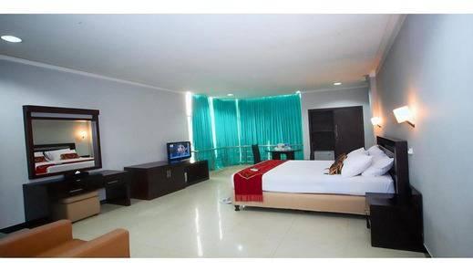 Celebes Hotel Hasanuddin Makassar - Room