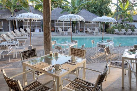 Les Jardins De Gili Lombok - Terrace/Patio