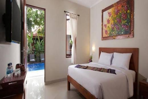Nesa Sanur Bali - Kamar tamu