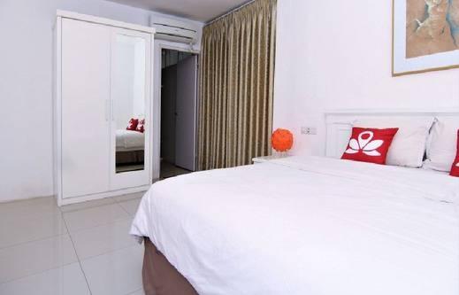 ZenRooms Dipati Ukur Bandung - Kamar tidur