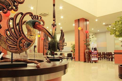 Lampion Hotel Solo - New