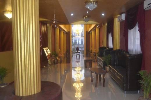 The Z Suites Hotel Medan - Lobi
