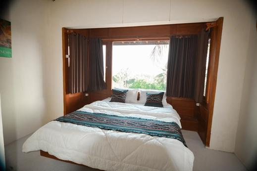 The Big K Hostel Jepara - Bedroom
