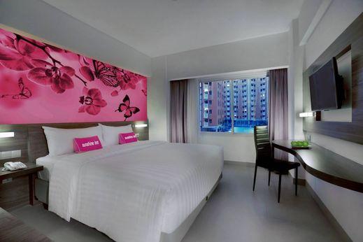 Yusra Inn Hotel Bekasi Bekasi - Standard Double
