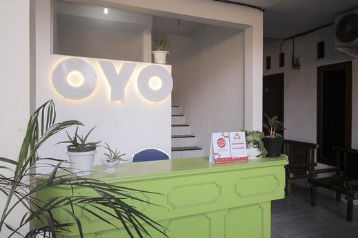 OYO 659 Kost and Home Stay Wisma Mulia Bandar Lampung - Reception
