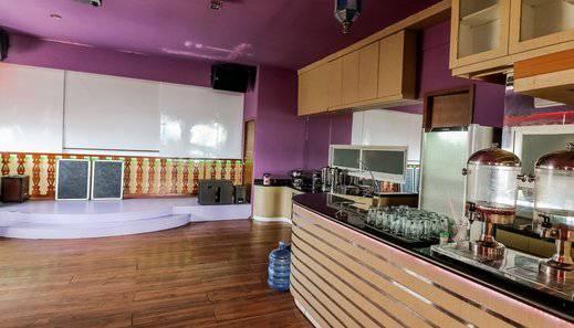 NIDA Rooms Kebon Jeruk XIX Jakarta - Restoran