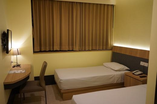 Liberta Hub Blok M Jakarta Jakarta - Hub Twin Room