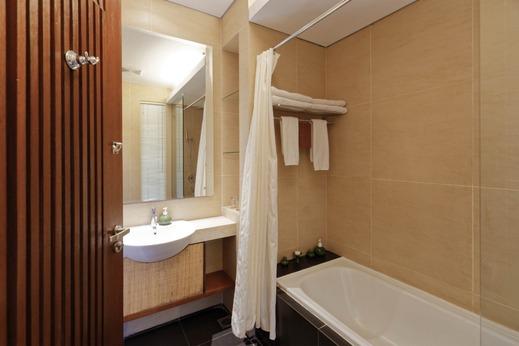 Plataran Ubud - Bathroom