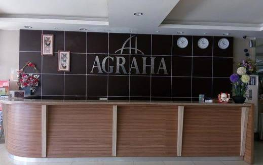 Hotel Agraha Andalas Makassar - Interior