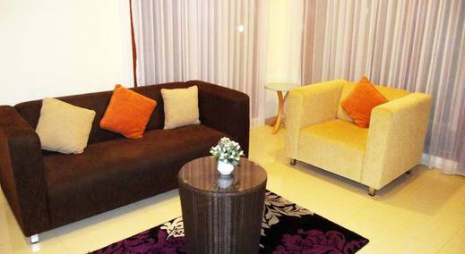 Villa Dago Syariah Bandung - Interior