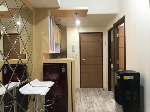 Vidaview Apartment 21 T By VidaView Rent Makassar - Living room