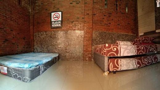 Villa Mediana Mojokerto - Bedroom