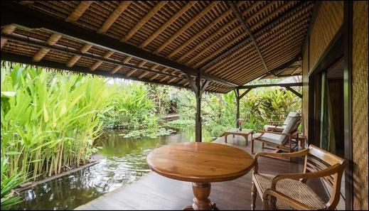 The Watergarden Hotel & Spa Candidasa Bali - interior