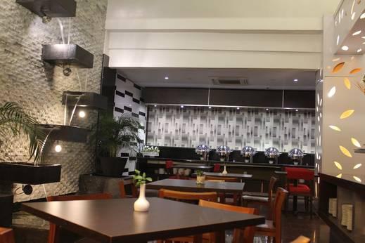 Zia Boutique Hotel Batam - Bar