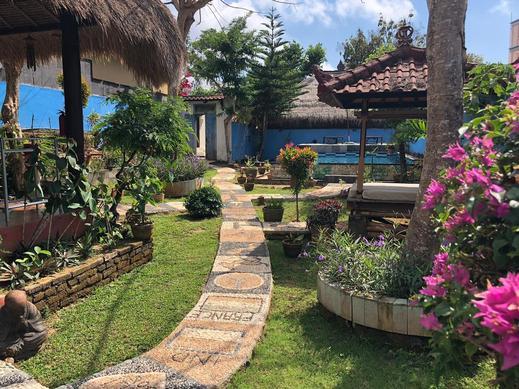 Villa Anjing 1 Bali - Exterior