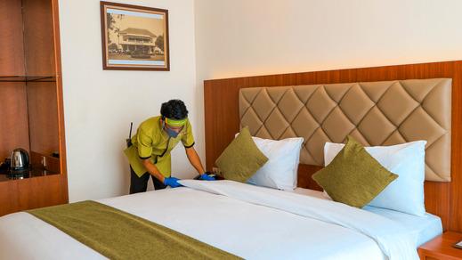 Leisure Inn Arion Hotel Jakarta - Hygiene