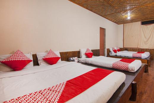OYO 1543 Sibayak Ncole Karo - Guestroom SuF
