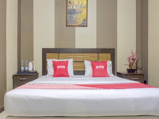 OYO 3951 Hotel Tw Rancagoong Cianjur - Bedroom