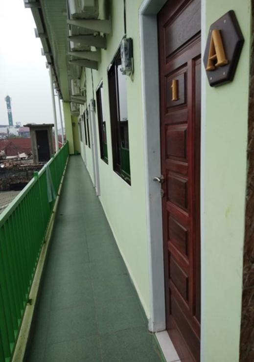 Puri Hijau Homestay Medan - Corridor