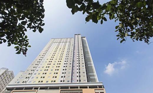RedDoorz Apartment @ Pegangsaan Kelapa Gading - Eksterior