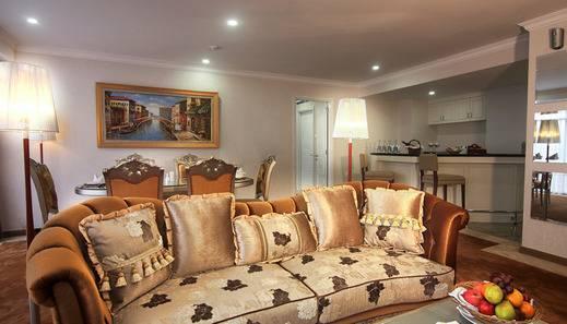 Swiss-Belhotel Lampung Bandar Lampung - President Suite (112 m²)