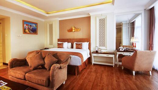 Swiss-Belhotel Lampung - Executive Suite (48 m²)