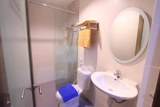 Lovina Inn Hotel Batam Batam - Bathroom