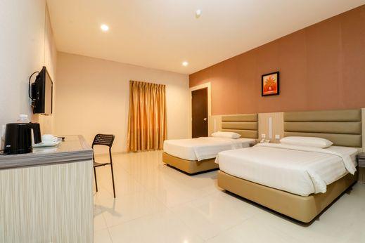 Lovina Inn Hotel Batam Batam - Twin Room