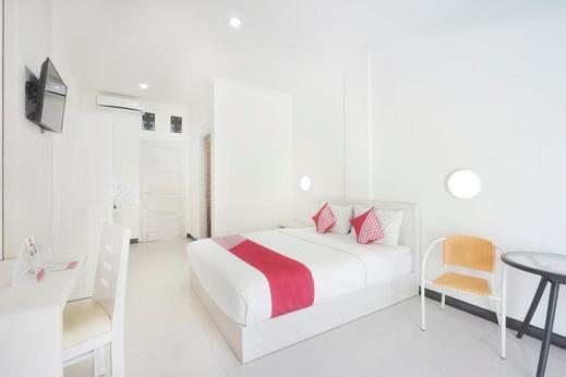OYO 474 Tirai Bambu Jimbaran Bali - Bedroom