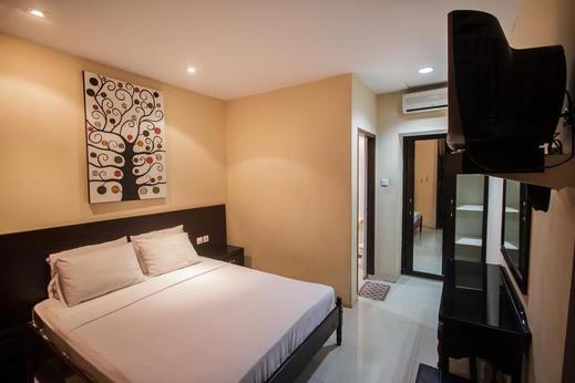 Sri Ratu Hotel Legian Bali -