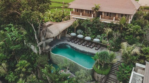 The Sun Heaven Ubud by Inara Bali - Exterior