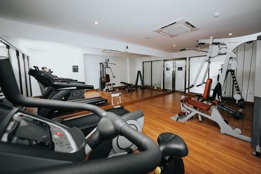 Jowo Kluthuk Residence Tamansari Tera Bandung - Gym