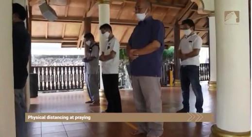 Villa Tjokro Bogor - Hygiene