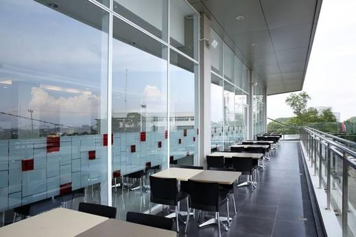 Amaris Hotel Palembang Palembang - Dining