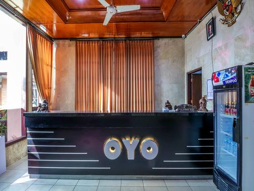 OYO 1952 Hotel Dewata Indah Bali - Reception