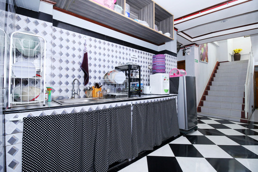 Athaya Guest House Syariah Yogyakarta - dapur