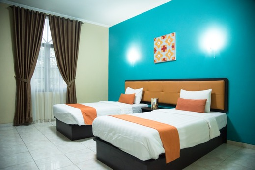 OLE SUITE HOTEL Bogor - Bedroom