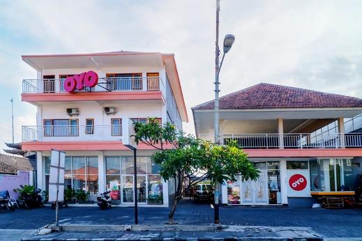 OYO 1670 Likko Inn Bali - Facade