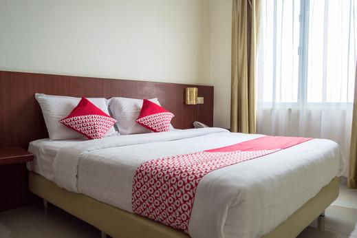 OYO 775 Aviari Hotel Batam - Bedroom
