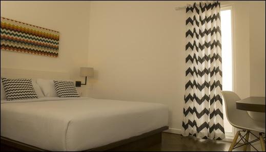 Hotel Hebat Bandung - room