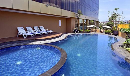 Grand Tjokro Jakarta - Outdoor Pool