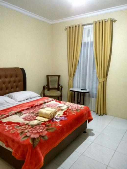 Rumah KayuKu Bukittinggi - Bedroom