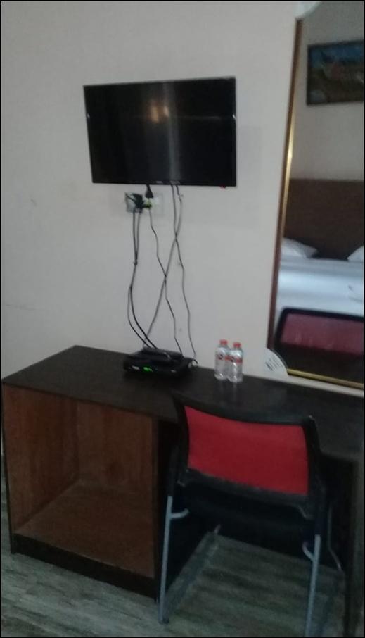 RF Hotel Puncak - interior