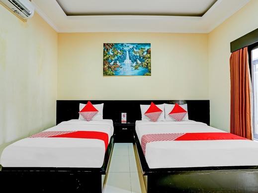 OYO 3607 Samudra Homestay Bali - Bedroom