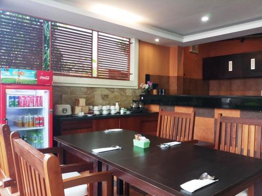 Amansari Villa Bali - Kitchen
