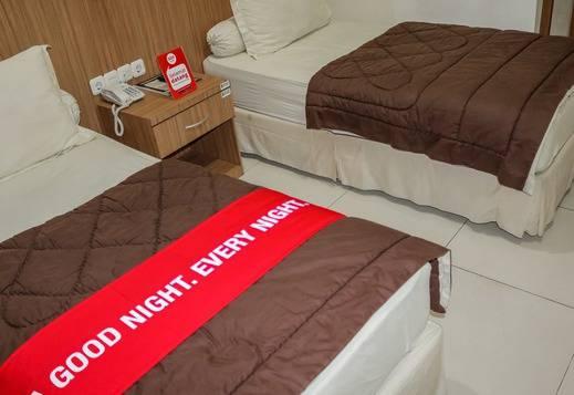 NIDA Rooms Katamso 1 Medan Kota - Kamar tamu