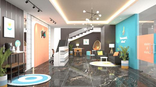 Sans Hotel Box Mansion Surabaya Surabaya - Photo